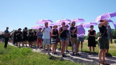 Photo of Begrafenisceremonie voor IJsselcentrale