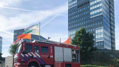 Photo of Rokende brandmeldcentrale IJsseltoren laat rookalarm afgaan
