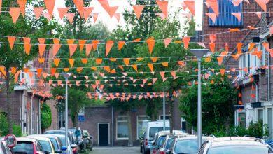Photo of WK Finale Vrouwen Nederland – USA op Rodetorenplein