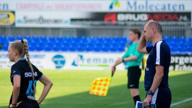 Photo of In beeld: Jong PEC Zwolle Vrouwen verliest van Japan