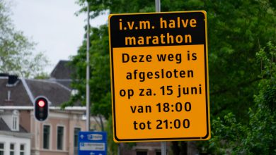 Photo of Verkeersmaatregelen tijdens Halve Marathon Zwolle