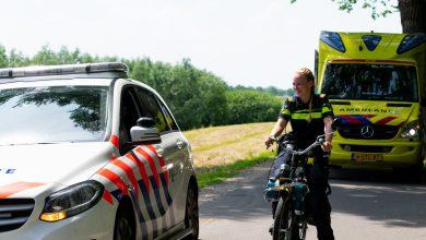 Photo of Solexrijder gewond bij val op Het Engelse Werk