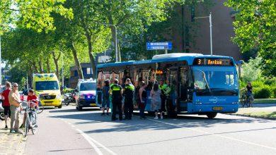 Photo of Meisje gewond na aanrijding met stadbus in Diezerpoort