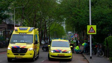Photo of Fietser raakt gewond op Westerlaan