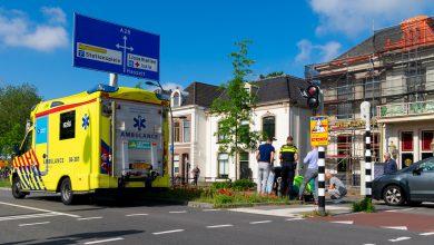 Photo of Fietser gewond bij aanrijding op Willemskade