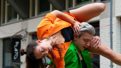 Photo of In beeld: Do you like what you see? Dansers zetten festival WOEST in vuur en vlam