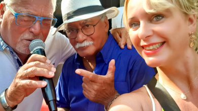 "Photo of ""De Zwolse vakantiekiek van Mariek"": Blauwvingerdag #2"