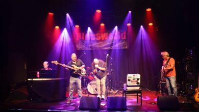 Photo of Bluesworld Café met The Bluesville's, 2019-07-02