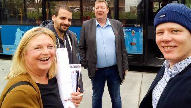 Photo of SP doet dinsdag onderzoek onder busreizigers Stadshagen