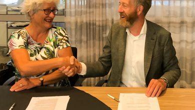 Photo of Zwolle en Heijmans tekenen overeenkomst Hessenpoort