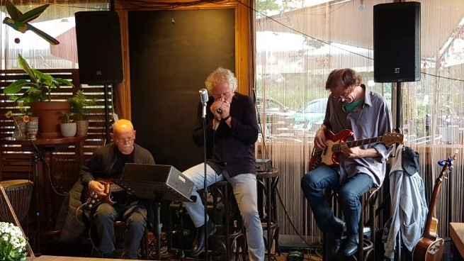 Photo of Bluesworld Pub met the Bluesdadddies gemist, 2019-07-16