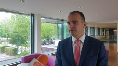 Photo of Hongaars Ambassadeur Kocsis op bezoek in Zwolle