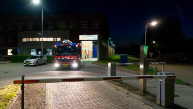 Photo of Kleine brand in cel PI Zwolle snel onder controle