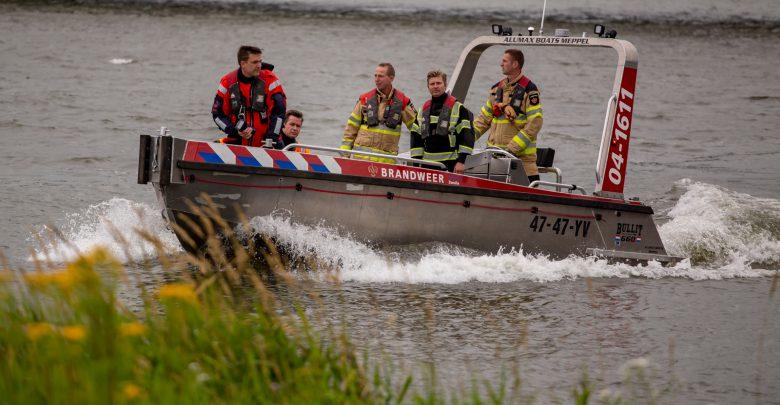 Photo of Zoekactie naar mogelijke drenkeling bij IJsselbrug gestaakt
