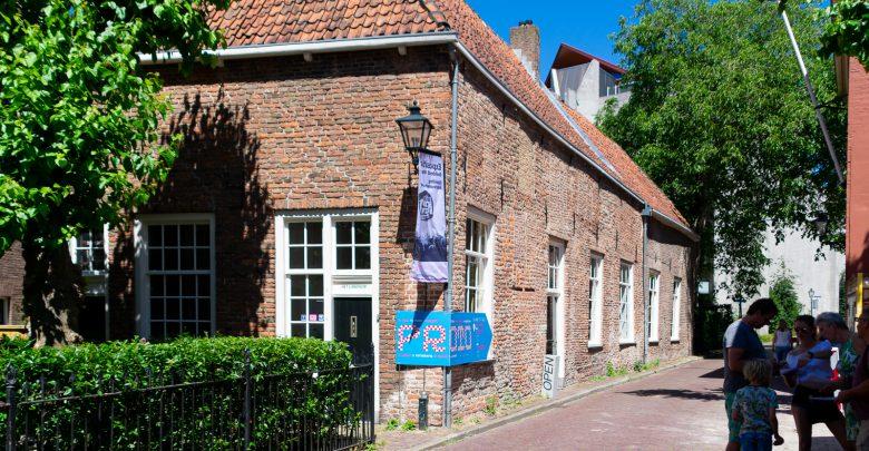 Photo of Langhuis nieuwe kantoor Stadswandelingen Zwolle