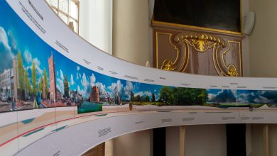 Photo of 'Panorama Nederland' expo Grote Kerk schetst Nederland in 2100