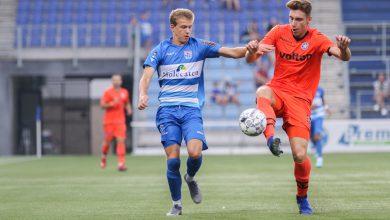 Photo of PEC Zwolle wint van Grieken
