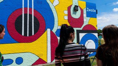 Photo of Kleurrijke en creatieve broedplaats geopend aan Rieteweg