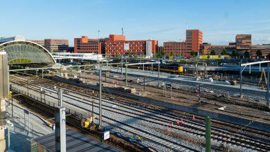 Photo of Vervanging spoor westzijde Zwolle op stoom
