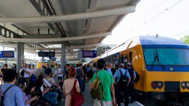 Photo of Geen treinverkeer van en naar Zwolle