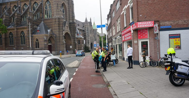 Photo of Scooterrijder gewond op Assendorperstraat