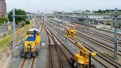 Photo of Groot onderhoud aan spoor bij Zwolle gestart