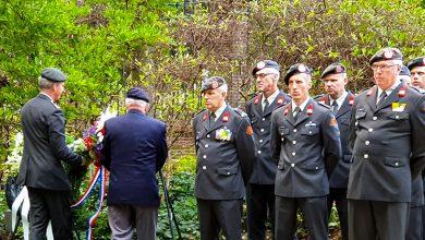 Photo of Marion Bloem Indië herdenking Zwolle: 'Door leed voorouders besef je hoe breekbaar vrijheid is'