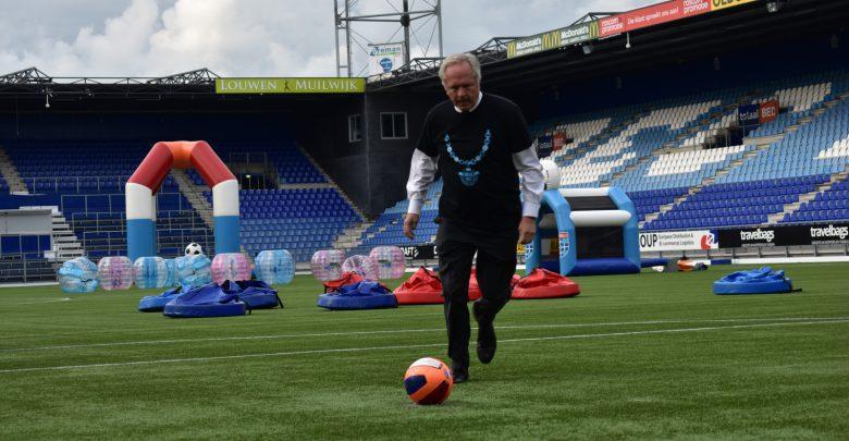 Photo of In beeld: Henk Jan Meijer burgemeester en burgervader van Zwolle