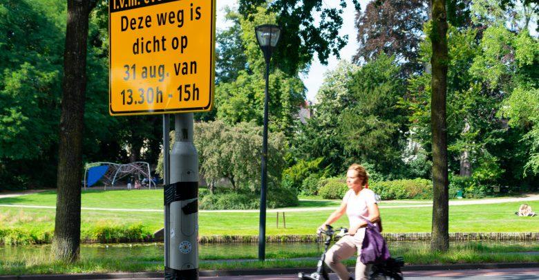 Photo of Verkeersmaatregelen tijdens Pride Parade