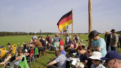 Photo of D-day voor herder Zwolse kudde op EK Schapendrijven