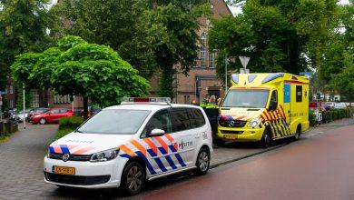Photo of Fietser gewond op Van Karnebeekstraat