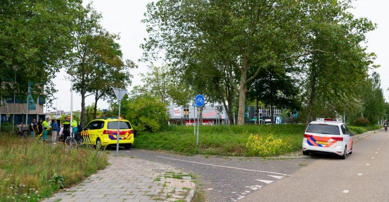 Photo of Man op scootmobiel gewond in Aa-landen