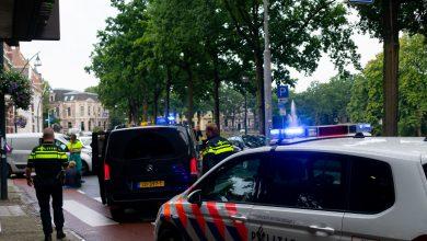 Photo of Fietser raakt gewond op Van Roijensingel