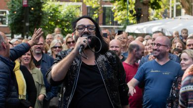 Photo of Stadsfestival; van barbier Figaro tot Blaudzun