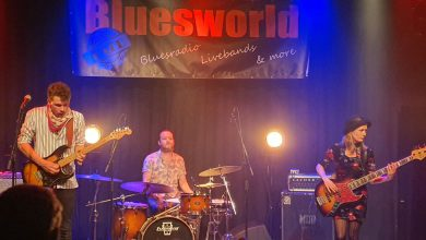 Photo of Geweldige opening Bluesworld Cafe-seizoen