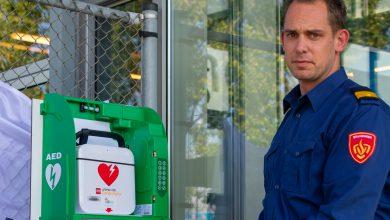 Photo of Openbare AED geplaatst bij brandweerkazerne Zwolle-Zuid