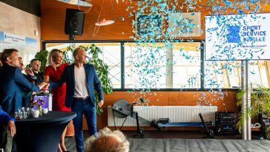 Photo of SportService Zwolle viert 15-jarig bestaan én onthult nieuw logo