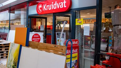 Photo of Complete make-over voor Kruidvat-winkel in Zwolle