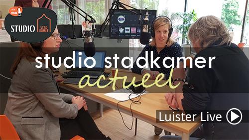 Photo of Nieuw op Radio Focus: Studio Stadkamer Actueel