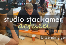 Photo of Studio Stadkamer Actueel gemist, 2019-10-29