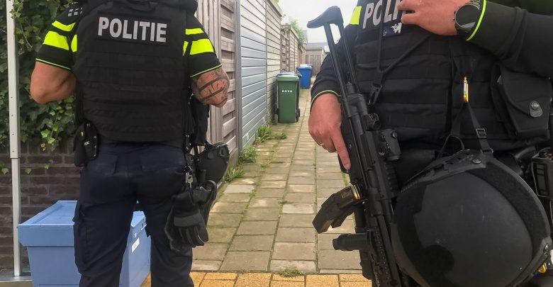 Photo of Zware beveiliging bij opsporingsonderzoek schietpartij Stadshagen