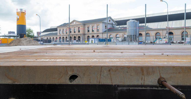 Photo of Stationsplein krijgt brug voor auto's en fietsers