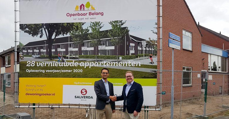 Photo of Openbaar Belang verbetert woningen in Dieze
