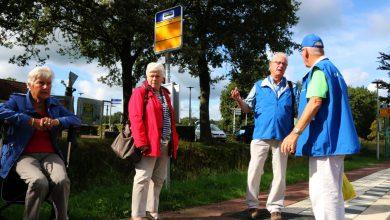 Photo of Senioren maken proefrit met trein en bus