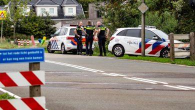 Photo of Update: Spoorloper aangehouden op spoor Zwolle Zuid na inzet politieheli