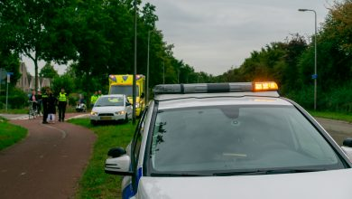 Photo of Fietsster gewond na aanrijding in Zwolle-Zuid