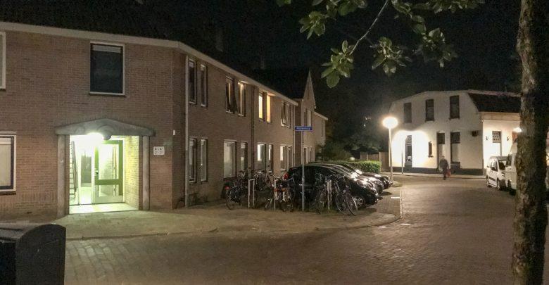 Photo of Arrestatieteam onderweg naar Assendorp voor nepvuurwapen