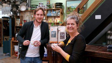 Photo of Stichting Kringloop Zwolle gaat voor eerlijke koffie van Pure Africa