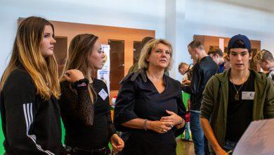 Photo of Zone.College Zwolle hijst tweede groene vlag op Duurzaamheidsdag