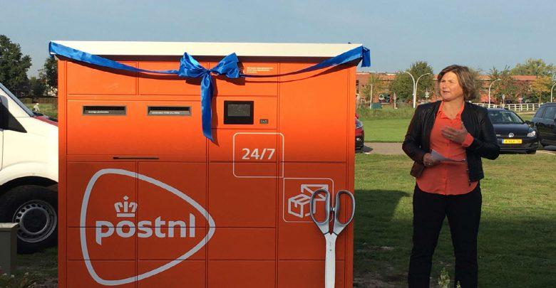 Photo of Stadshagen heeft de 100e pakketautomaat van Nederland